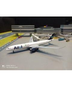 HW534987 1:500 Azul Brazilian A330-900neo PR-ANZ [Width 13 Length 12.5 Height 3 cms.]
