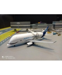 HW534284 1:500 Airbus BelugaXL A330-700L F-WBXL [Width 13.5 Length 13 Height 3.5 cms.]