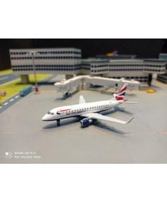 GJ1517 1:400 British CityFlyer E170 G-LCYG [Width 6 Length 8 Height 2 cms.]