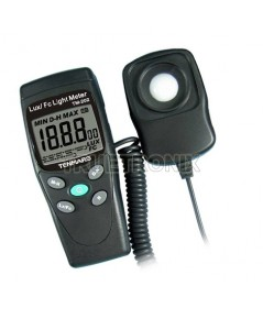 Tenmars TM-202 LUX/FC Light Level Meter with DC analog output