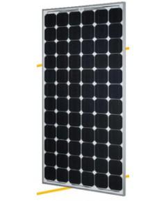 แผงโซล่าเซลล์ขนาด 185W Mono Crystalline quot;Solar Worldquot;