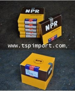 แหวนลูกสูบ NPR แท้ญี่ปุ่น ทุกรุ่น