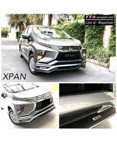 ชุดแต่ง Mitsubishi Xpander 2018 สเกิร์ตรอบคัน เอกซ์แพนเดอร์ แต่งสวย แต่ง xpander