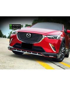 ชุดแต่ง Mazda CX3 2018 2019 ทรง Z1, สเกิร์ตรอบคัน มาสด้า cx3 แต่งสวย