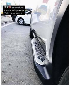 บันไดข้าง HRV 2018 2019 ใหม่ล่าสุด Honda hrv แต่งสวย อุปกรณ์แต่ง เอชอาร์วี ใหม่ล่าสุด