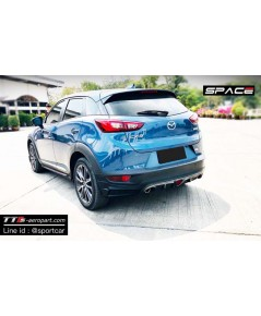 ชุดแต่ง Mazda CX3 2018 2019 ทรง Z4, สเกิร์ตรอบคัน มาสด้า cx3 แต่งสวย