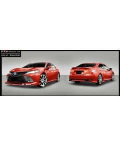 ชุดแต่ง Camry 2019 2018 T-RD, Toyota Camry ใหม่ล่าสุด โตโยต้า คัมรี่ใหม่2019 แต่งสวย สเกิร์ตรอบคัน
