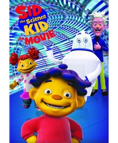 Sid the Science Kid The Movie ซิดนักวิทยาศาสตร์ตัวน้อย เดอะมูฟวี่ (พากย์อังกฤษ) DVD 1 แผ่น