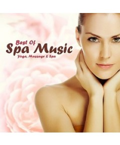 Best Of Spa Music: Yoga, Massage and Spa (CD-Mp3) 1 แผ่น