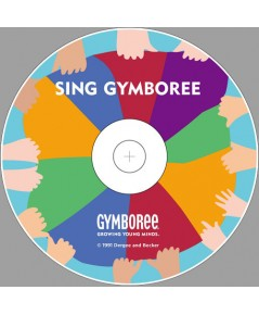 Sing Gymboree (30 Favorite Songs)/1 CD Mp3