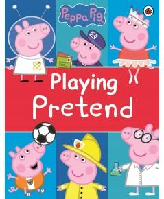 Peppa Pig [2018] Playing Pretend and other stories (พากย์อังกฤษ/ไม่มีซับ) DVD 1 แผ่น