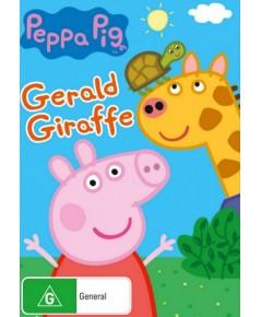 Peppa Pig [2018] Gerald Giraffe and other stories (พากย์อังกฤษ/ไม่มีซับ) DVD 1 แผ่น