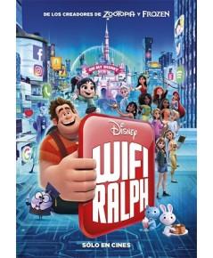 Wreck-It Ralph 2 Ralph Breaks the Internet (2018) ราล์ฟตะลุยโลกอินเทอร์เน็ต/ พากย์+ซับ 2 ภาษา/ 1 DVD