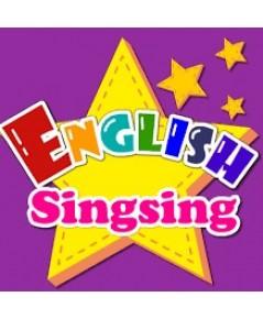 English SingSing Vol.1-12 สื่อการสอนภาษาอังกฤษสำหรับเด็ก 2 ภาษา MP4 ขนาด 15.9GB [HD]
