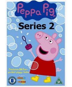 Peppa Pig Complete Season 2 (พากย์อังกฤษ/ไม่มีซับ) ไฟล์ MP4 รวม 52 ตอน ขนาด 1.39GB [HD]