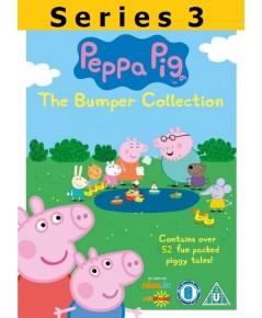 Peppa Pig Complete Season 3 (พากย์อังกฤษ/ไม่มีซับ) ไฟล์ MP4 รวม 51 ตอน ขนาด 2.28GB [HD]