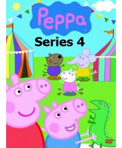 Peppa Pig Complete Season 4 (พากย์อังกฤษ/ไม่มีซับ) ไฟล์ MP4 รวม 52 ตอน ขนาด 1.93GB [HD]