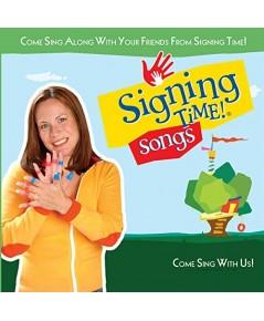 Signing Time Songs (CD MP3/ 1 แผ่น) รวมจาก 12 อัลบั้ม 248 เพลง *เพราะมากๆ สินค้าแนะนำค่ะ
