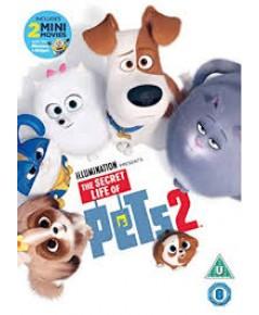 The Secret Life of Pets 2019 เรื่องลับแก๊งขนฟู ภาค 2 (1 DVD) พากย์/ซับ 2ภาษา ไทย,อังกฤษ