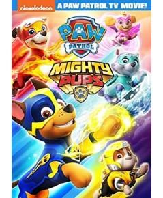 Paw Patrol Mighty Pups (พากย์อังกฤษ/ไม่มีซับอังกฤษ) DVD 1 แผ่นจบ