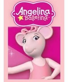 Angelina Ballerina แองเจลีน่า หนูน้อยนักบัลเลต์ Vol.1-18 (เสียงพากย์ไทย--ซับอังกฤษ) MP4 ขนาด 18.30GB