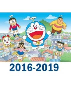 Doraemon 2016-2019 โดราเอม่อน TV (พากย์ไทย) รวม 158 ตอน/ MP4 ขนาด 10.50GB