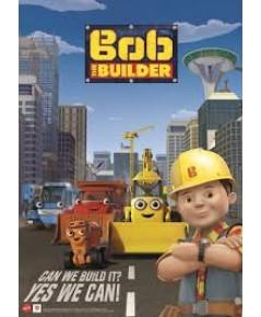 Bob The Builder New 2018-2019 (พากย์อังกฤษ/ไม่มีซับ) ไฟล์ MP4 รวม 22 ตอน+ 6 เพลง