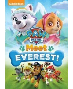 PAW Patrol: Meet Everest (2015) พากย์อังกฤษ/ไม่มีซับ) DVD 1 แผ่นจบ