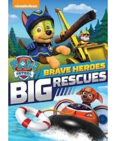PAW Patrol: Brave Heroes, Big Rescues (2016) พากย์อังกฤษ/ไม่มีซับ DVD 1 แผ่นจบ