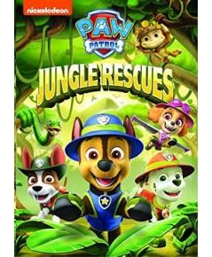 PAW Patrol: Jungle Rescues (2017) พากย์อังกฤษ/ไม่มีซับ DVD 1 แผ่นจบ