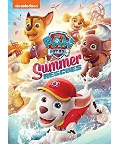 PAW Patrol: Summer Rescues (2018) พากย์อังกฤษ/ไม่มีซับ DVD 1 แผ่นจบ
