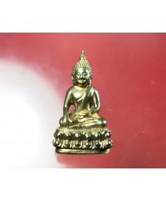 กริ่งพระพุทธชินรังษี วัดบวรนิเวศวิหาร ปี ๒๕๔๘  พร้อมกล่องเดิม ๆ สมเด็จพระญาณสังวร No.442 กล่องเดิมๆ