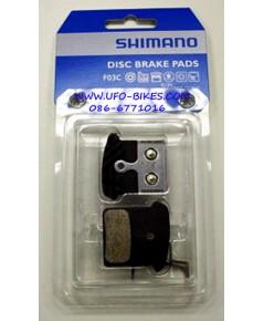 ผ้าเบรคดิส SHIMANO J04C METAL DISC BRAKE PADS