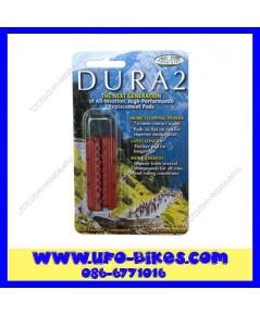 แผ่นยางเบรค KOOL-STOP DURA2
