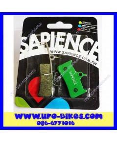 ผ้าเบรคดิส sapience รุ่น SP-DS-09SP-OG