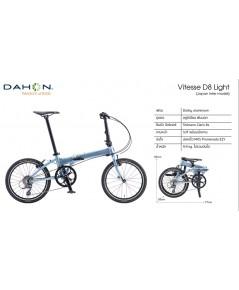 จักรยานพับ Dahon Vitesse D8 Light