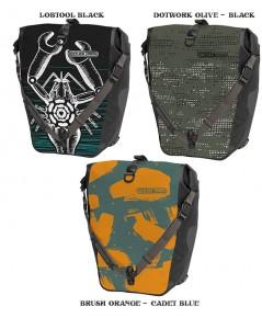 กระเป๋าทัวริ่งกันน้ำ Ortlieb รุ่นBack-Roller Design