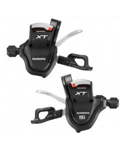 มือเกีย Shimano XT SL-M780 2/3*10 สปีด แบบกล่อง