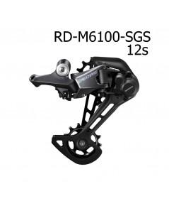 ตีนผี DEORE RD-M6100 SGS 12สปีด