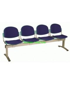 เก้าอี้พักคอย เก้าอี้แถว รุ่น UN-655 แบบ 2 ,3 , 4 ที่นั่ง