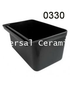 กระบะสีดำสั้น รหัส 1403-004