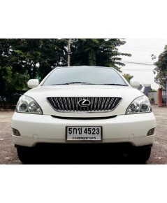 2007 TOYOTA HARRIER 240G สีขาว