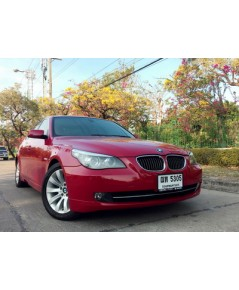 2008 BMW 523I E60 IMOLA RED