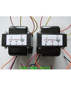 Output Transformer - Single Ended, 5K, 50 mA