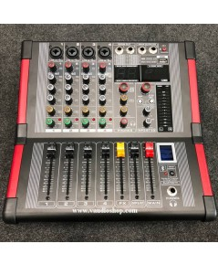Power Mixer Amplifier EUROTECH PMX-MINI4DSP