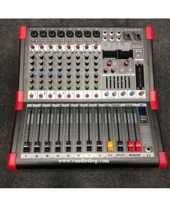 Power Mixer Amplifier EUROTECH PMX-DL8300FX