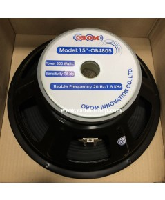 ดอกลำโพง 15 นิ้ว OBOM รุ่น 15-OB4805 (800W)