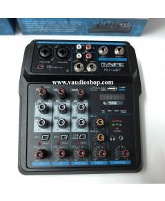 Mini Mixer มินิมิกเซอร์ My NPE รุ่น MU-4BT (USB,Bluetooth)