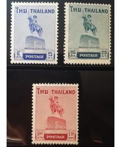 แสตมป์ชุดพระเจ้าตากสินมหาราช ปี 2498 ยังไม่ใช้ สภาพไทย หายากครับ