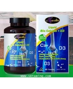 AuswellLife Liquid Calcium plus Vitamin D3 ออสเวลไลฟ์ลิควิดแคลเซียม 1แถม1 ราคาส่ง ถูก พิเศษ